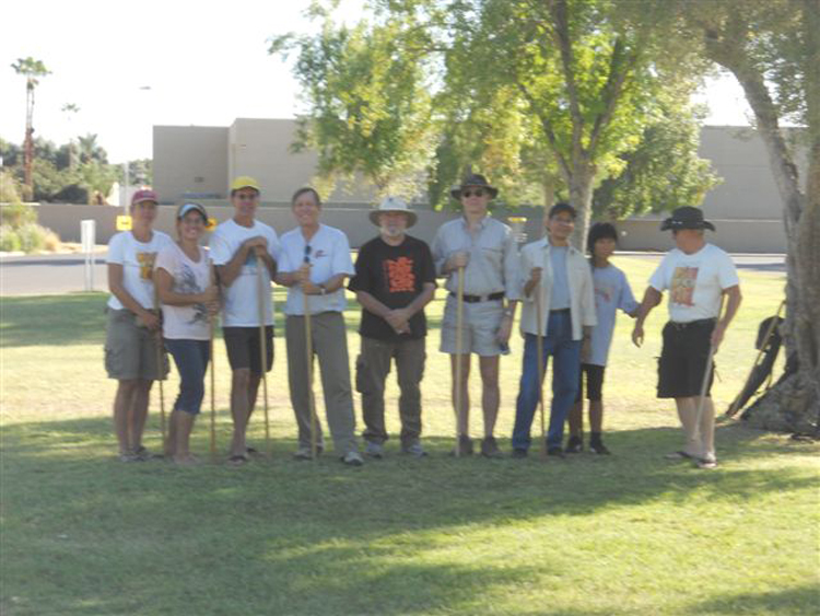 Regional Weapons Training - Phoenix - 2011-10-15