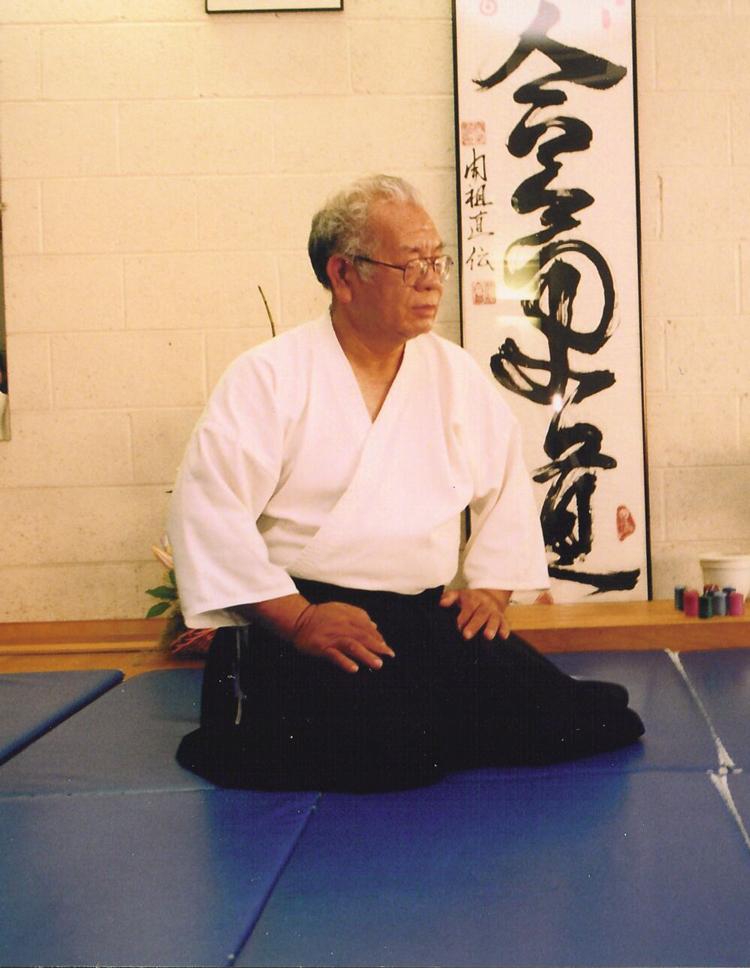 Sakakibara Sensei