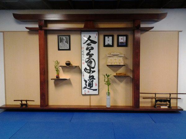 Agatsu Dojo Shomen - September 2017
