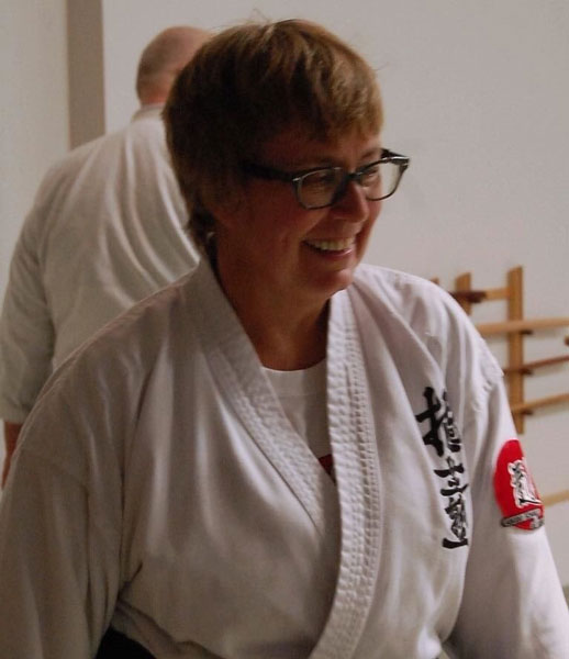 Wendy Whited Sensei